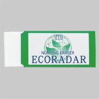 シード エコレーダー60 非塩ビ字消し 事務・学童用 EP-RE4