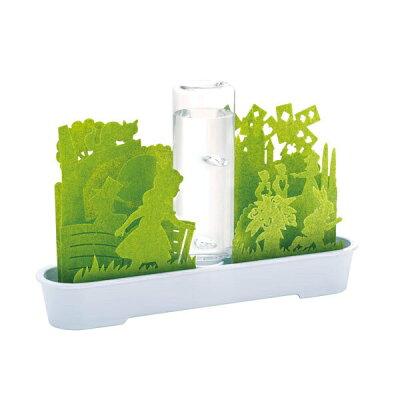 積水樹脂自然気化式ECO加湿器うるおい不思議な世界卓上