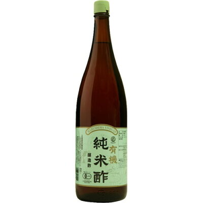 マルシマ 有機純米酢(1.8L)