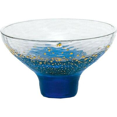 江戸硝子 八千代窯 盃 10792