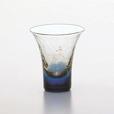 江戸硝子 八千代窯 杯 10794
