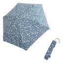 ミッフィー 晴雨兼用折り畳み傘 ブルー サンマルコ