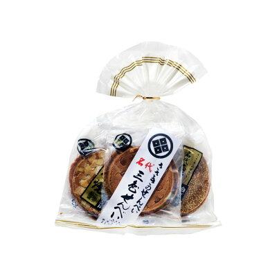 佐々木製菓 名代三色せんべい 7枚
