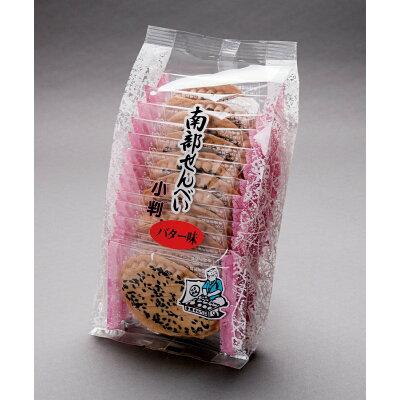南部せんべい小判 バター味 佐々木製菓 東北復興 岩手県