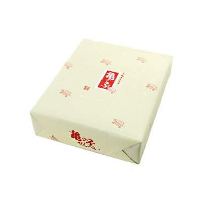 佐々木製菓 亀の子せんべい ギフト 16枚