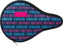 バタフライ/Butterfly 62750-964 卓球ケース テミドル・フルケース ロゴ柄