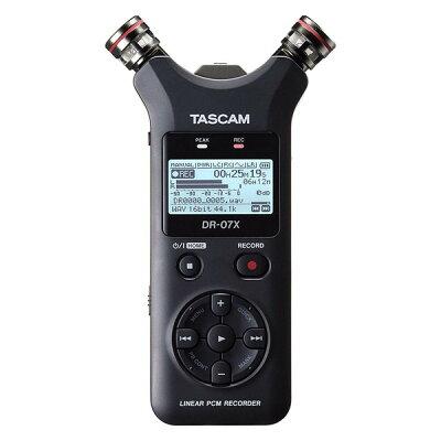 TASCAM ICレコーダー DR-07X