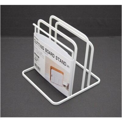 TAKAGI/高儀 まな板スタンドトリプルシートまな板対応WH