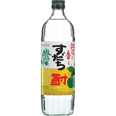 日新酒類 阿波の香りすだち酎 720ml