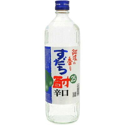 日新酒類 阿波の香り すだち酎 辛口 720ml