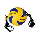 MIKASA ミカサ バレーボール トレーニングボール4号 MVA400ATTR