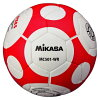 MIKASA ミカサ 検定球5号 MC501WR 白/赤