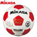 ミカサMIKASA サッカーボール4号検定球 SVC402SBC シロ/アカ