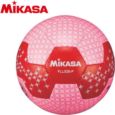 ミカサ MIKASA フットサル 検定球 ピンク FLL528-P