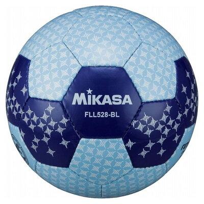 ミカサ MIKASA フットサル 検定球 ブルー FLL528-BL