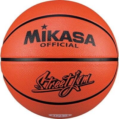 ミカサ MIKASA バスケット 6号 ゴム オレンジ B6JMR-O