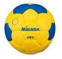 ミカサ MIKASA ハンドボール ソフトタイプ 黄/青 HB0