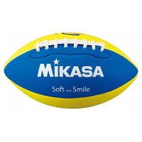 ミカサ FF-YBL フラッグフットボール 縫い 黄青 MKS10394368 QBH12