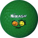 MIKASA ミカサ プレイグラウンドボール グリーン P500