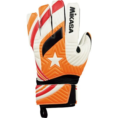 サッカーキーパーグローブ カラー:オレンジ サイズ:9号 M #GGO9