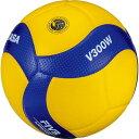 ミカサ バレーボール 5号球 検定球 国際公認球 V300W 2019年 一般・大学・高校用