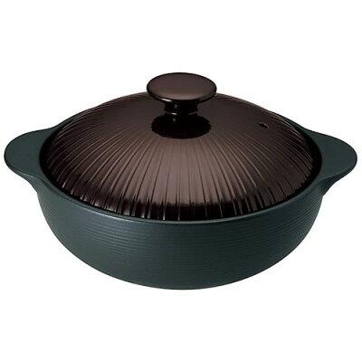 QDN1902 IH サーマテック 洋風土鍋 チョコ THM20 8号 4907237201445