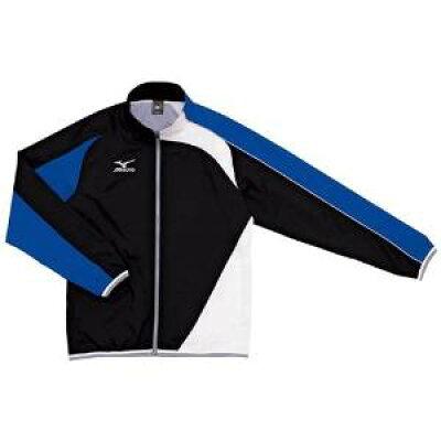 mizuno/ミズノ N2JC5010-92 トレーニングクロス シャツ ブラック×ブルー