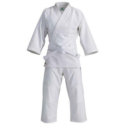 ミズノ Mizuno ジュニア 愛校 正課用 上衣 パンツ 帯  晒 ウェア 柔道着  22JG5A90