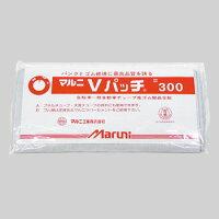 マルニ工業 アース Vパッチ #300 ブラック E-101 301-00011