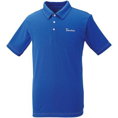 パラディーゾ PDメンズゲームシャツ 57CM2A 色 : BL サイズ : L