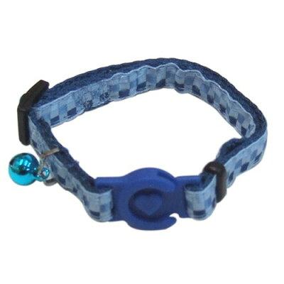 プリティーキャットカラー 首輪 ブルー(1コ入)