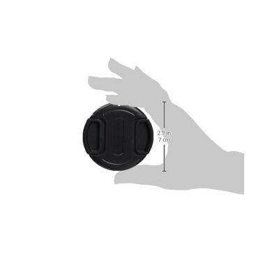 UN/ユーエヌ UNX-9509 67mm ワンタッチレンズキャップ 落下防止紐付き