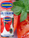 モンテ物産 モンテベッロ ホールトマト 400g缶