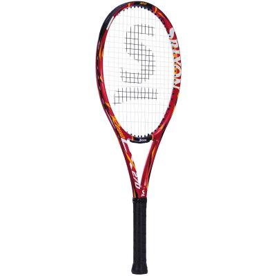 SRIXON(スリクソン) ジュニア 硬式テニスラケット レヴォCX270 ( 張上ゲ ) SR21507 レツド G0