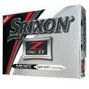 ダンロップスリクソン Z-STAR XV ゴルフボール ホワイト
