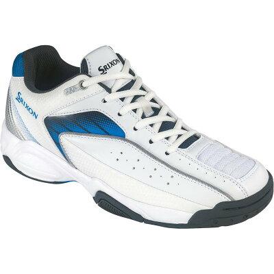 SRIXONスリクソン スピーザ2 オールコート ホワイト×ブルー 男女兼用 SRS670WB 23.5cm