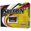 ゴルフボール SRIXON スリクソン Z-STAR6 USAモデル ホワイト