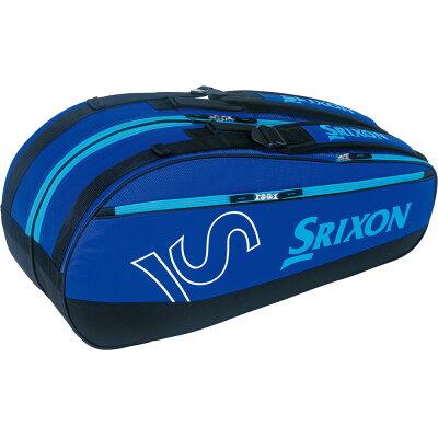スリクソン SRIXON テニスバッグ・ケース ラケットバッグ ラケット6本収納可  SPC-2930