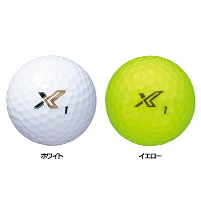 ダンロップ ゼクシオ dunlop xxio  xio xボール wh dz ゴルフボールホワイト