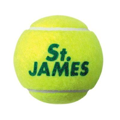 DUNLOP ダンロップ テニスボール St.JAMES(セントジェームス) 4球