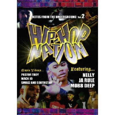 ヒップホップ・ネイション Vol.2/DVD/HMBU-1002