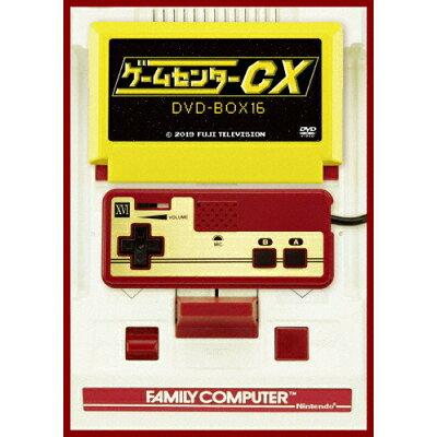 ゲームセンターCX DVD-BOX16/DVD/BBBE-9036