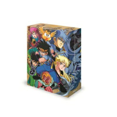 ドラゴンクエスト ダイの大冒険(1991) Blu-ray BOX/Blu-ray Disc/BIXA-9039