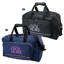 旅行かばん トラベルボストンバッグ セシルマクビー ロゴテープ CECIL McBEE MARSAL プレゼント レディースブランド