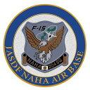 国際貿易 NC017S NEW CHOKIN ステッカー 第204飛行隊 那覇基地