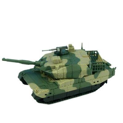 プルバックマシーン 10式戦車 国際貿易 KB プルバックマシーン 10シキセンシャ