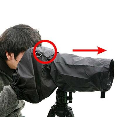 ベルボン カメラレインカバー(1個)
