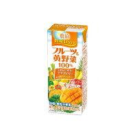 メグミルク 野菜Days フルーツ&黄野菜 200ml