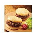 らでぃっしゅ 国産牛の焼肉風ライスバーガー 食品 惣菜・食材 冷凍食品 その他