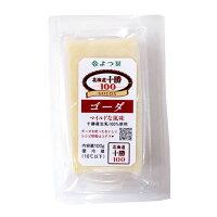 よつ葉乳業 北海道十勝100 ゴーダチーズ 100g